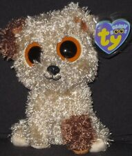 TY BEANIE BOOS BOO'S - ROOTBEER the DOG - MINT with MINT TAGS - ORIGINAL VERSION
