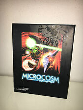 Console AMIGA CD 32 CD32 MICROCOSM GAME WITH BIG BOX COMPLETE AS NEW MINT