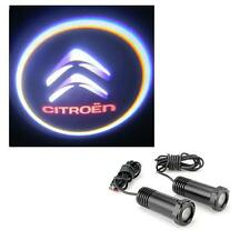 CITROEN C3 C4 PICASSO Cree LED Door Logo Shadow Projector Kit Bright & Clear