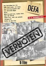 Verboten - 10 DEFA Film Box (10 DVDs)( DDR TV-Archiv) mit Manfred Krug