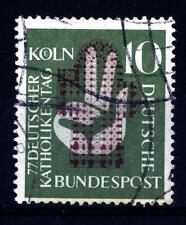 GERMANY - GERMANIA REPUBBLICA FEDERALE - 1956 - Giornata dei cattolici tedeschi