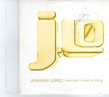 (DR622) Jennifer Lopez, Love Don't Cost A Thing - 2000 DJ CD