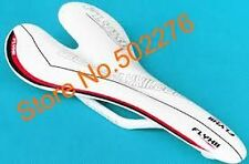 sella  Full carbon 3K white Saddle For MTB Road Bike Frame 110gr fino a 130kg