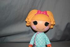 "Lalaloopsy Full Size 12"" Dolls Misty Mysterious Pajama's Night Time Loose Figure"