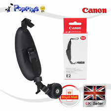 Genuine Canon E2 Hand Strap For EOS DSLR Cameras UK Stock