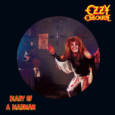 Diary Of A Madman - Ozzy Osbourne (2011, Vinyl NEUF) Picture Disc