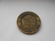 RAF/USAF  service  challenge token pentagon  we will not forget sept 11 2001