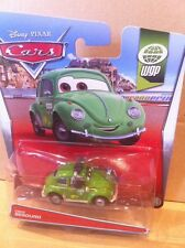 "DISNEY CARS DIECAST - ""Cruz Besouro - Carla Veloso's Crew Chief"" - New 2015 Card"