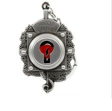 Harry Potter Fantastic Beasts and Where to Find Them Necklace keychain pendant