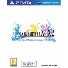 Final Fantasy X & X-2 HD Remastered Game Vita Brand New