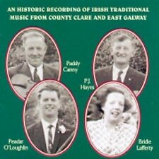 Canny, Paddy, Historic Recording of Irish Traditional Music, Excellent