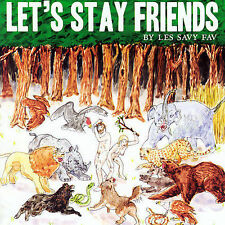 Let's Stay Friends 2007 by Les Savy Fav - Ex-library