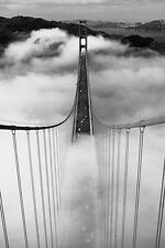 GOLDEN GATE BRIDGE - SAN FRANCISCO USA POSTER (91x61cm)  NEW WALL ART