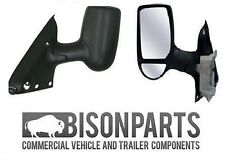 Ford Transit MK6 MK7 Complete Wing Door Mirror Electric N/S PASSENGER L/S