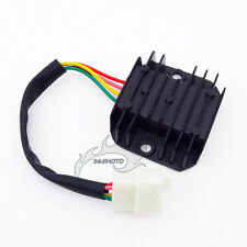Voltage Regulator Rectifier 4 Pin For GY6 50 125 150 cc Scooter Honda Motorcycle