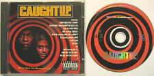 CAUGHT UP - SOUNDTRACK - CD - SNOOP DOGG KURUPT KILLAH PRIEST MACK 10 GANG STARR