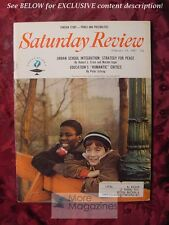 Saturday Review February 18 1967 ROBERT CRAM MORTON INGER HENRY STEELE COMMAGER