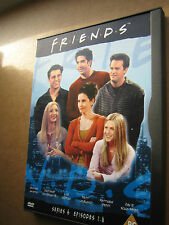 Friends Dvd's Series 6, Episodes 1-8, 9-16,17-24 Aniston - Cox - LeBlanc - Perry