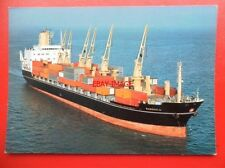 POSTCARD SCANDUTCH MS SONGKHLA CONTAINER SHIP