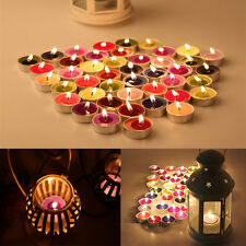 10 Pcs Multicolor Candles Fruit Scented Candles Birthday Party Light Decoration