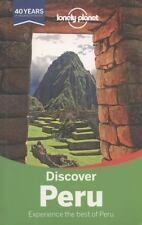 Lonely Planet Discover Peru Travel Guide