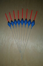 8 x Assorted High Quality Pole Fishing Floats (Pack 340R8)