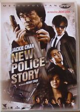 DVD NEW POLICE STORY - Jackie CHAN / Nicholas TSE / Charlie YOUNG