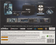 Call of Duty: Ghosts - Prestige Edition,UNCUT,  Steelbook, PS3, NEU & OVP