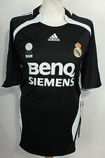 BNWT REAL MADRID AWAY FOOTBALL SHIRT 06-07 ADIDAS MENS XL RARE FIFA AWARD NEW