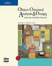 Object-oriented Analysis and Design with the Unified Process by Stephen D. Burd,