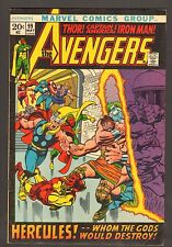 Avengers #99 Hercules! Whom The God Would Destroy! - Smith Cover (6.0)