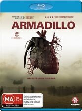 Armadillo (Blu-ray, 2011) Region B  Brand New Sealed