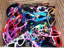 Children's lot of 70 pairs of mixed sunglasses.