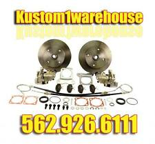 Rear disc brake conversion kit for VW Volkswagen w/emergency brake bug beetle