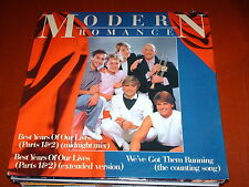Modern Romance-best Years Of Our Lives Parts...-uk 12""