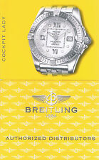 BREITLING COCKPIT LADY ANLEITUNG INSTRUCTIONS I278