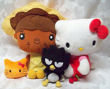 Hello Kitty Jumbo Large Friends Sanrio Bad Badtz-Maru Orange Blossom Characters