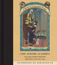 The Austere Academy [Audio] by Lemony Snicket