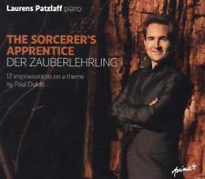 Patzlaff,Laurens - The Sorcerer's Apprentice - CD