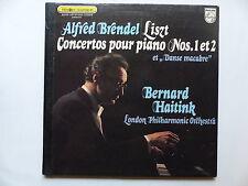 LISZT Concertos pour piano n°1 et 2 et danse macabre BRENDEL dir HAITINK 6500374