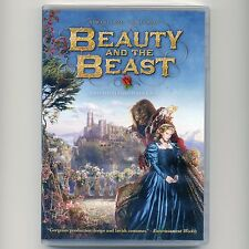 Beauty and the Beast 2014 PG-13 movie, new DVD, Vincent Cassell, Lea Seydoux