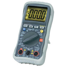 Professional Voltcraft AT-200 Digital Backlit LCD Multimeter Voltmeter Tester