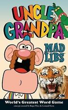Uncle Grandpa Ser.: Uncle Grandpa Mad Libs by Price Stern Sloan (2015,...