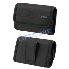 Genuine Sony LCS-BDG Camera Case Bag Pouch for DSC-W810 DSC-W830 W610 WX630 TX20