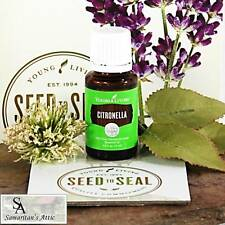 NEW: Young Living Essential Oil  CITRONELLA  15ml