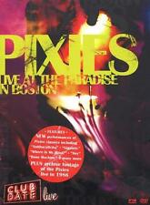 Pixies - Live At The Paradise In Boston   (DVD)  NEW/Sealed !!!