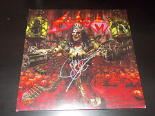 "Sodom ""Sodom"" Original Lp Signed by Angelripper Slayer Metallica"