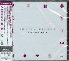 JUSTIN BIEBER-JOURNALS-JAPAN CD E78