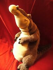 "Disney land paris soft plush louis le crocodile alligator toy 16"" environ"
