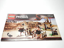 LEGO Instruction Book 7570  Prince of Persia The Sands of Time The Ostrich Race